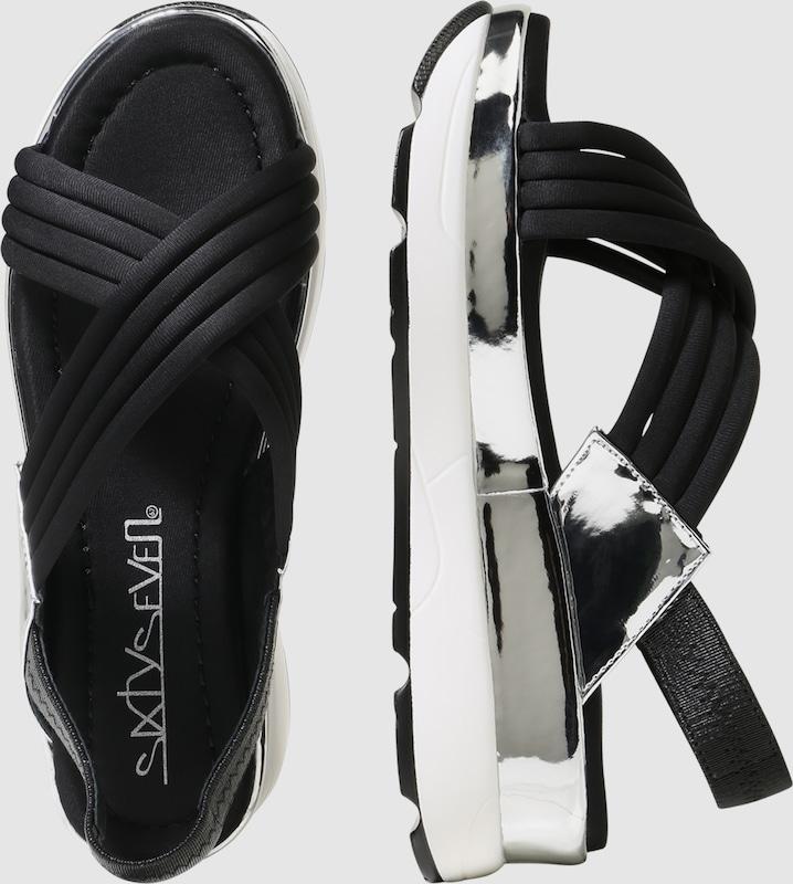 Sixtyseven Sixtyseven Sixtyseven Sandalette mit Keilabsatz 'Drake' 3a088a