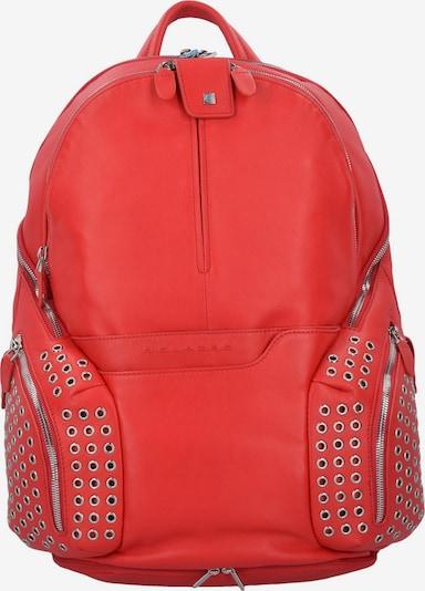 Piquadro Rucksack 'Coleos' in rot, Produktansicht
