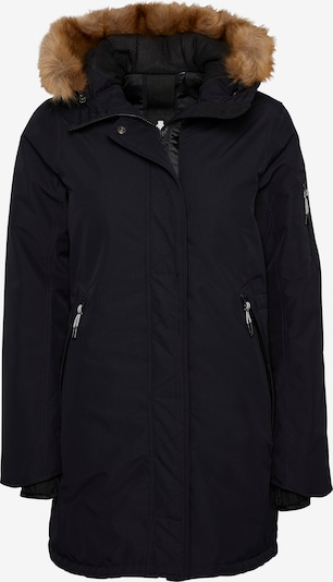 fekete CHIEMSEE Kültéri kabátok, Termék nézet