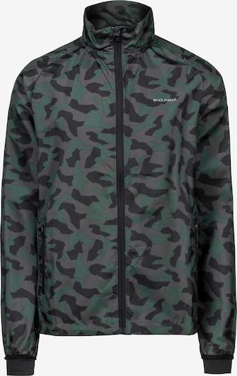ENDURANCE Laufjacke 'Alvin' in dunkelgrün, Produktansicht