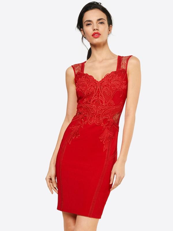Lipsy Kleid 'RED APP'