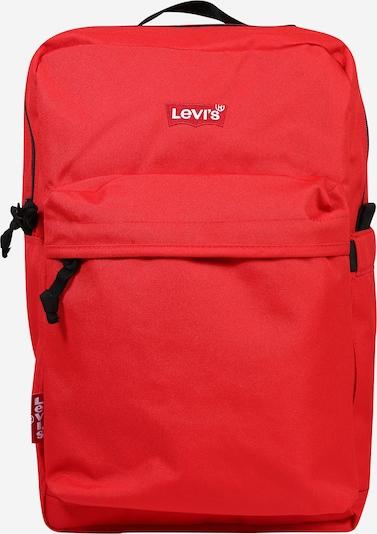 LEVI'S Sac à dos en rouge: Vue de face