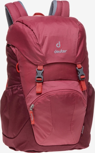 DEUTER Rucksack 'Junior' in bordeaux, Produktansicht