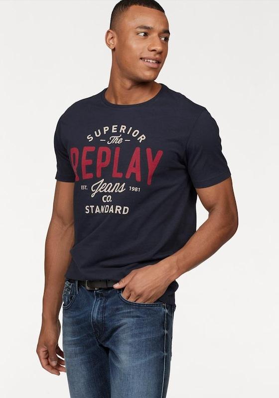 Marine shirt Replay shirt Replay Marine Replay Marine T T T Replay shirt shirt T Marine 6OqdBwqC