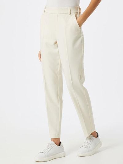 Kelnės 'Gerry Twiggy Pant' iš MOS MOSH , spalva - nebalintos drobės spalva, Modelio vaizdas