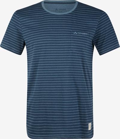 Tricou funcțional 'Arendal Shirt II' VAUDE pe albastru, Vizualizare produs