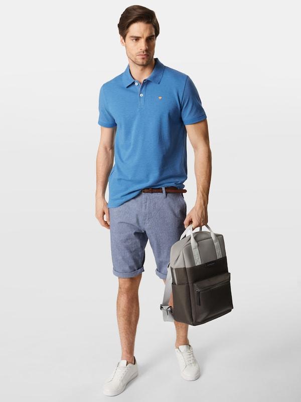 shirt T Bleu Tom Foncé Tailor En 0wXPOk8n