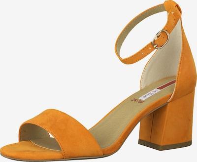 s.Oliver Sandalen in beige / gold / orange, Produktansicht