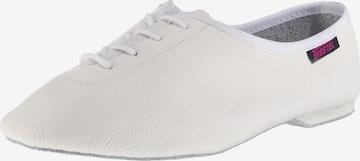 TROSTEL Flats in White