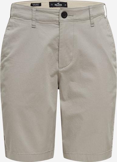 HOLLISTER Pantalon en gris, Vue avec produit