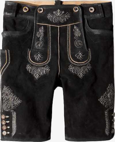 Pantaloni per costume tradizionale STOCKERPOINT di colore nero, Visualizzazione prodotti