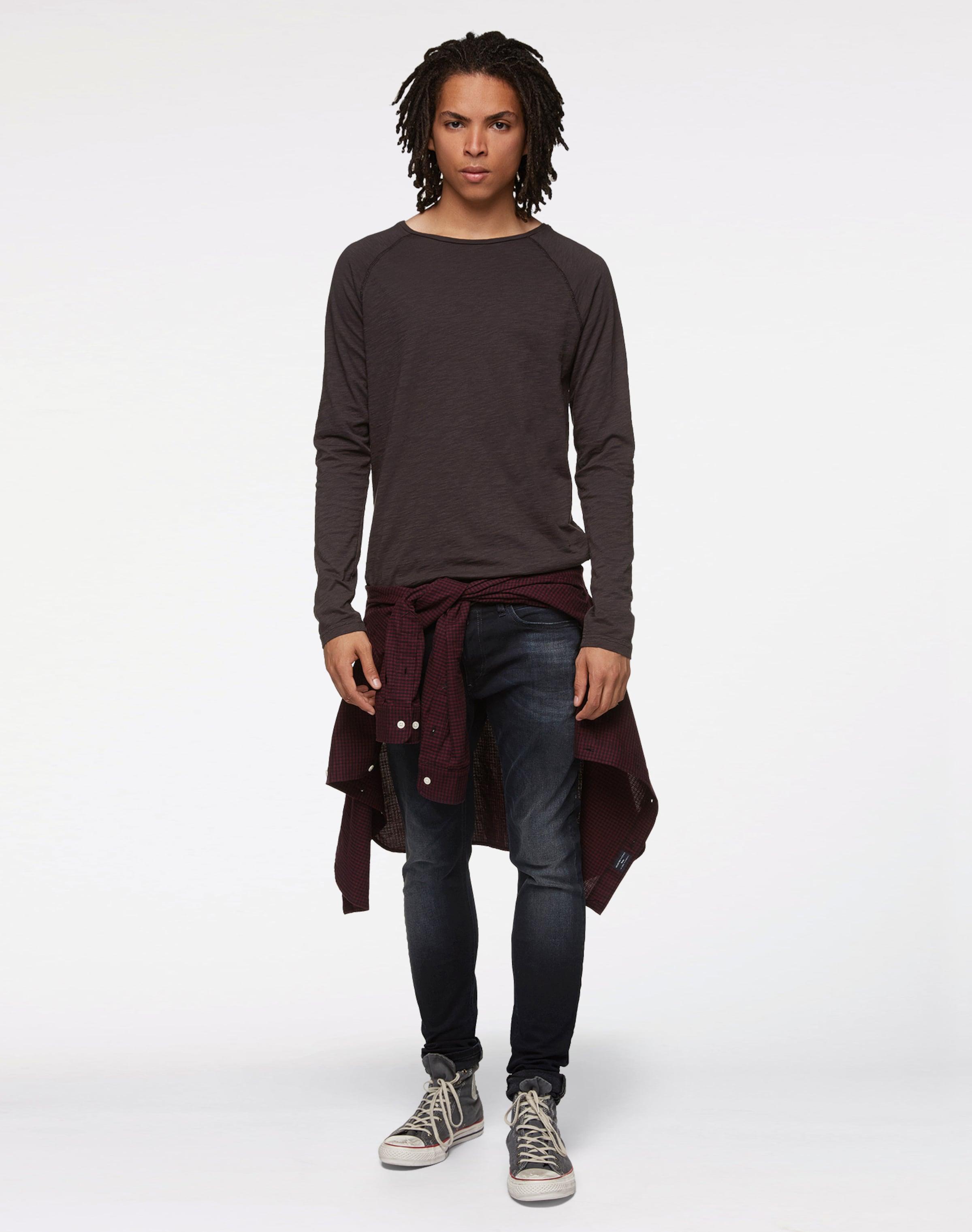 Erkunden Günstig Online Günstig Kaufen 100% Garantiert Nudie Jeans Co Langarmshirt 'Otto Raw' oxOL40