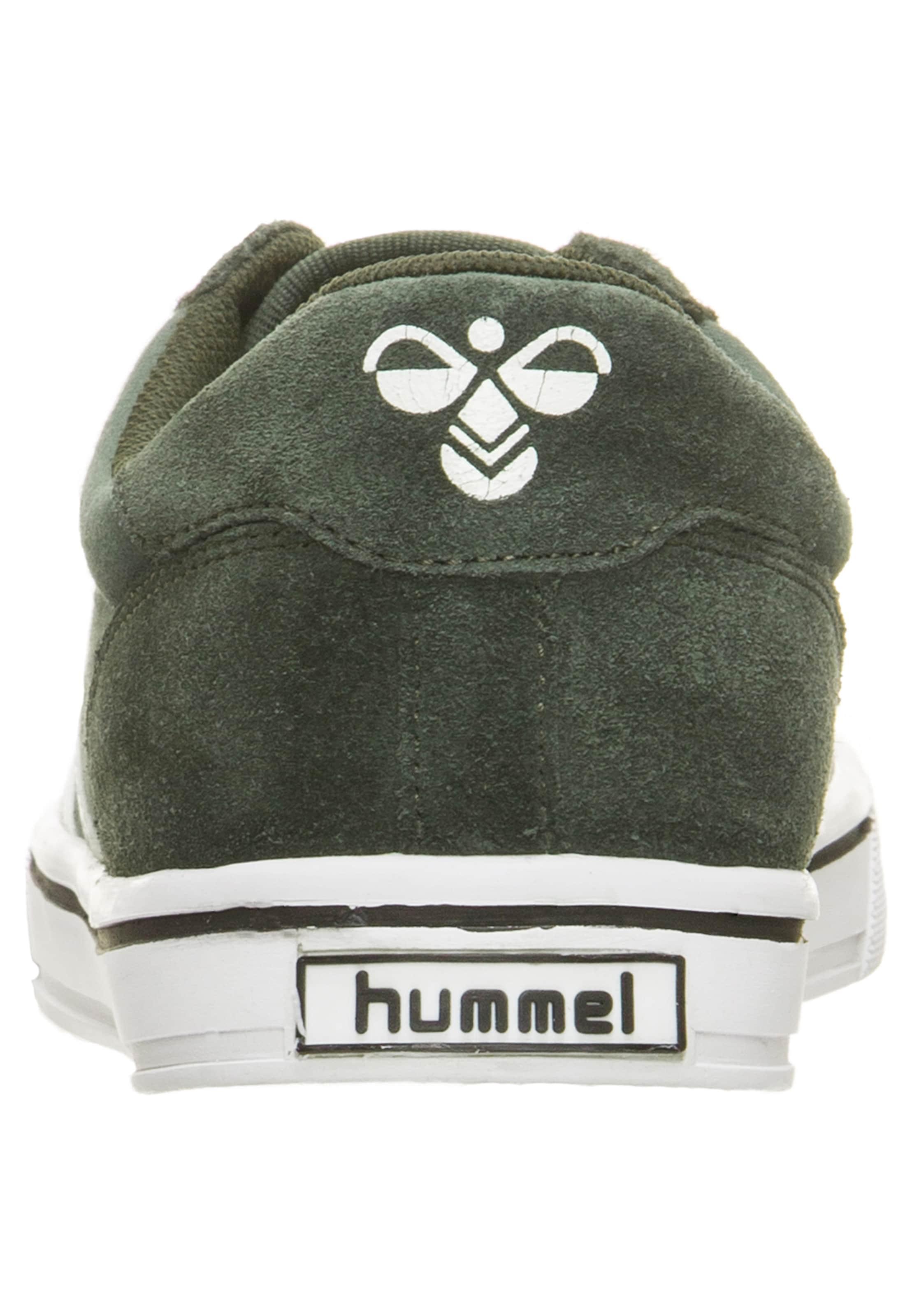 Hummel Basses VertBlanc En Baskets 'nile' EHI9WD2