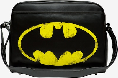 LOGOSHIRT Tasche Batman - Logo in schwarz, Produktansicht