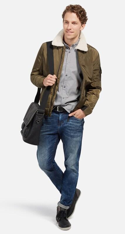 TOM TAILOR Schlichter Blouson mit Taschen