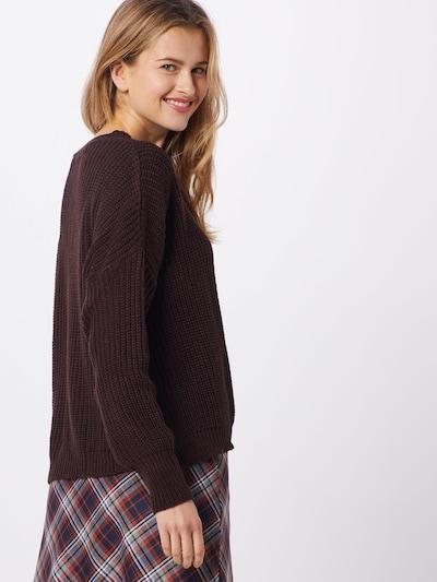 Megztinis iš GLAMOROUS , spalva - ruda: Vaizdas iš galinės pusės