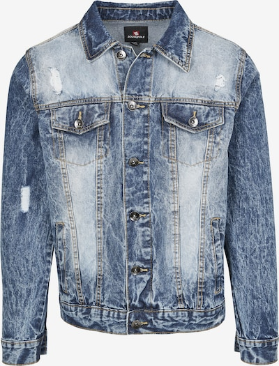 SOUTHPOLE Tussenjas in de kleur Donkerblauw, Productweergave