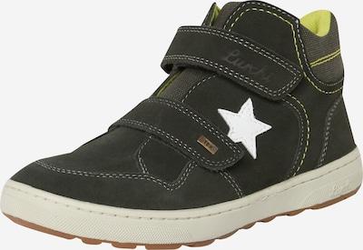LURCHI Schuhe 'Dero-Tex' in rauchgrau / oliv / weiß, Produktansicht