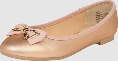 Head Over Heels Ballerina 'HAZE' in Rosé
