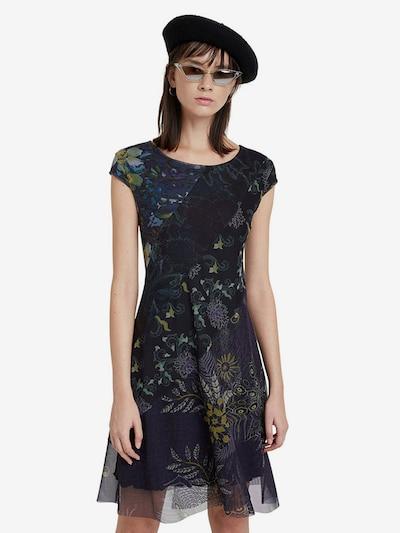 Desigual Kleid 'Vest Houston' in mischfarben, Modelansicht