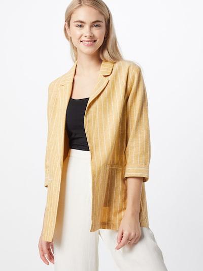 ONLY Blazer 'ONLPALOMA' in gelb, Modelansicht