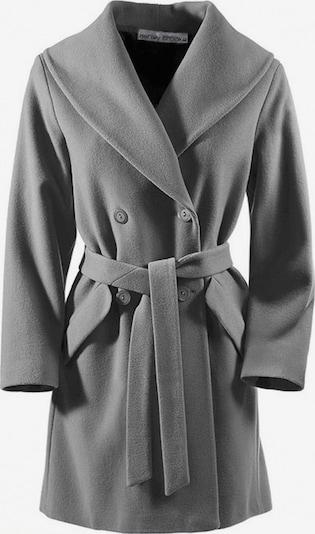heine Преходно палто в сребърно сиво, Преглед на продукта