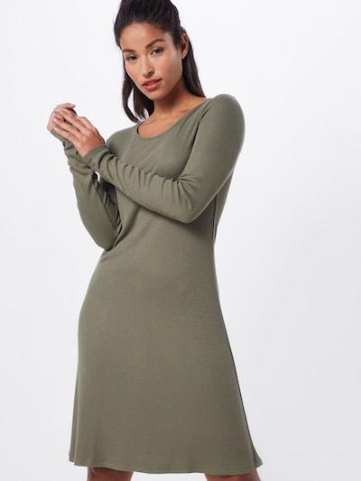modström Kleid 'Krown' in khaki, Modelansicht
