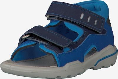 Pepino Sandale in blau / himmelblau / dunkelblau, Produktansicht