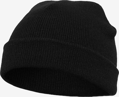 Flexfit Muts 'Yupoong' in de kleur Zwart, Productweergave