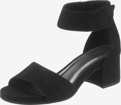 JANA Sandalette 'Hobart' in schwarz, Produktansicht