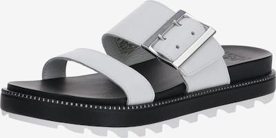 SOREL Pantolette 'ROAMING' in schwarz / weiß, Produktansicht