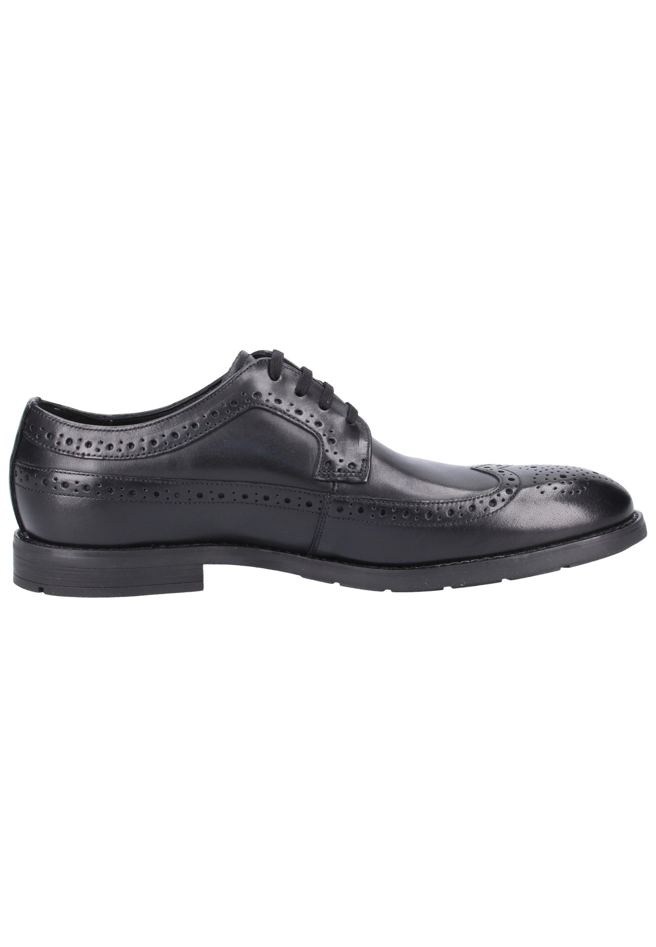 Chaussure Lacets En Clarks À Noir c5AL3Rj4qS