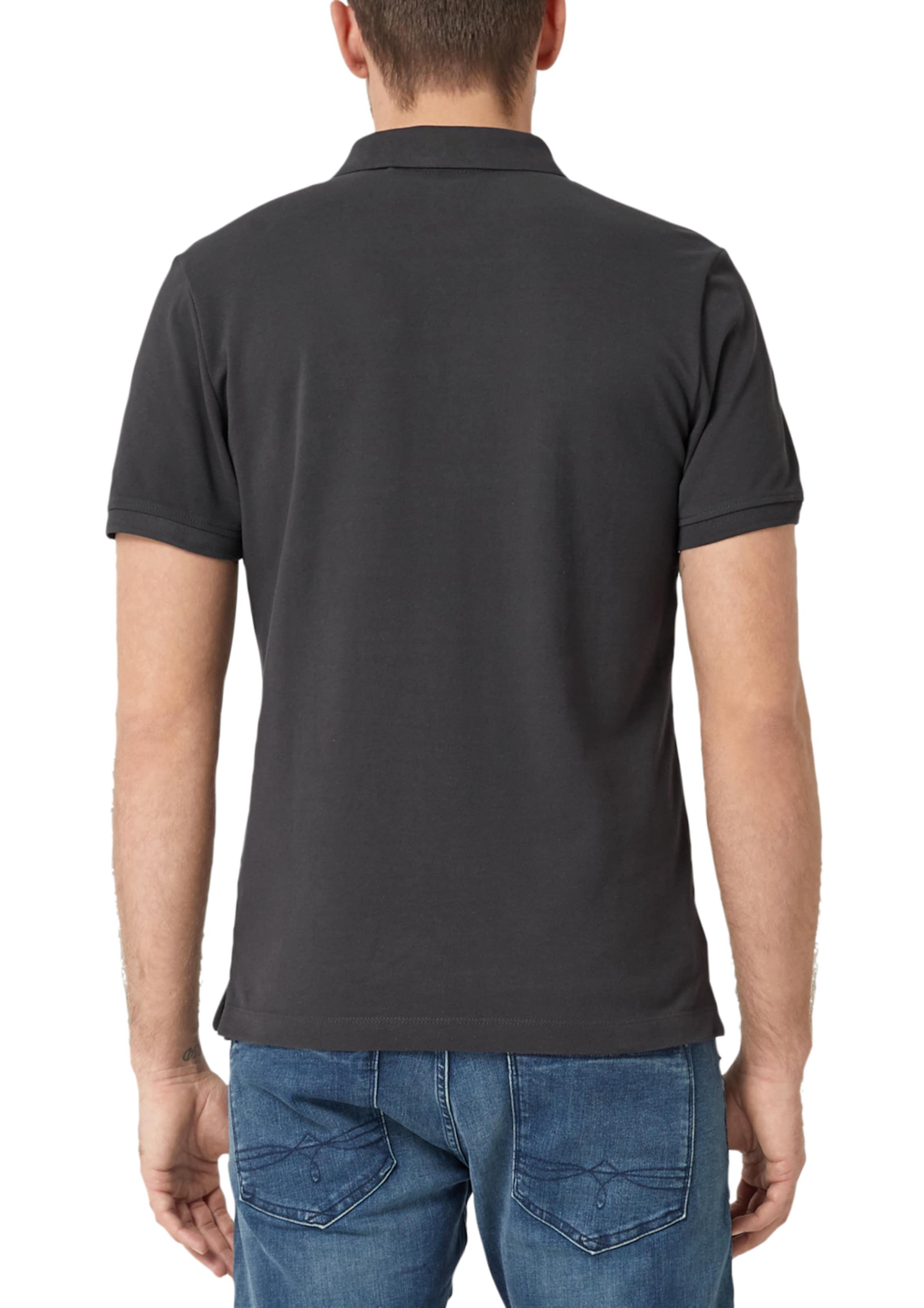 oliver Red Schwarzmeliert Shirt S Label In 54ARjL