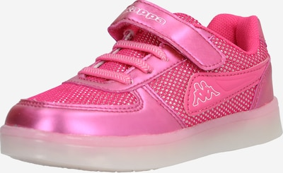 KAPPA Sneaker in pink, Produktansicht