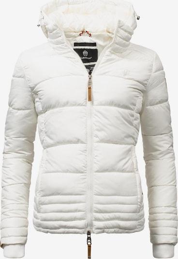 MARIKOO Winterjacke 'Sole' in weiß, Produktansicht