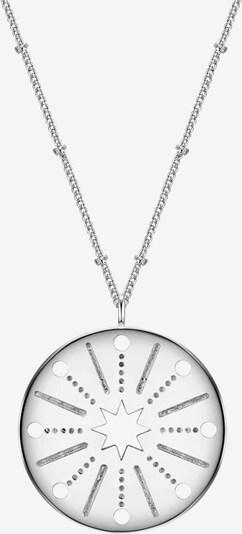 Glanzstücke München Halskette in silber, Produktansicht