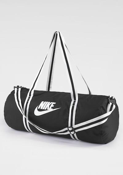 Nike Sportswear Rejsetaske 'Heritage Duffle Bag' i sort, Produktvisning