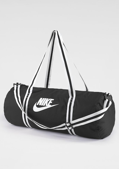Nike Sportswear Tasche 'Heritage Duffle Bag' in schwarz, Produktansicht