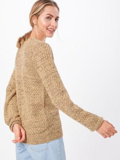 Megztinis 'Olanda' iš ICHI , spalva - smėlio: Vaizdas iš galinės pusės