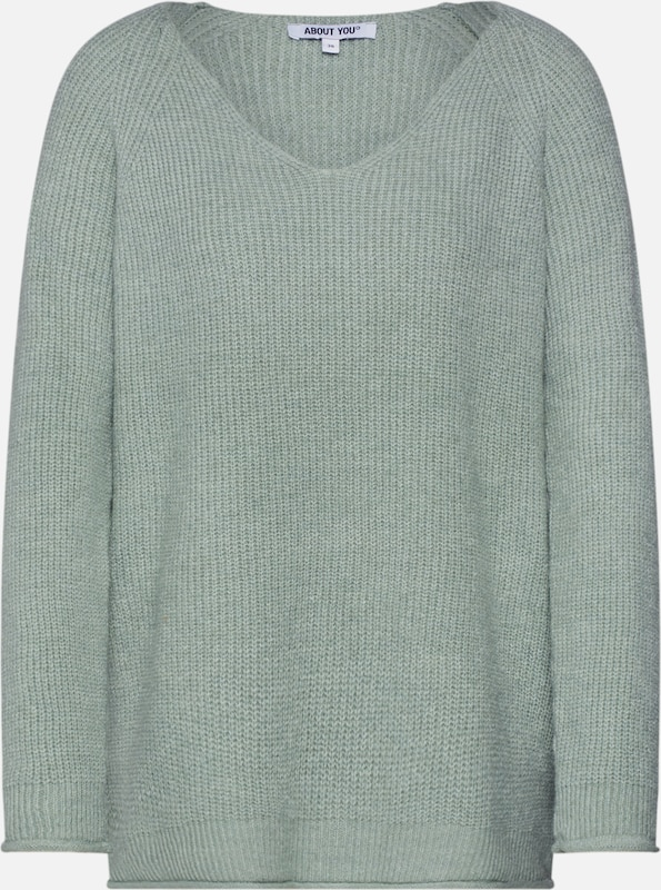 ABOUT YOU Pullover 'Laren' in mint, Produktansicht
