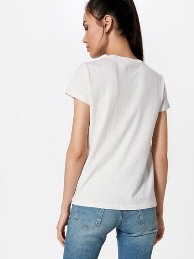POLO RALPH LAUREN Koszulka w kolorze białym: Widok od tyłu