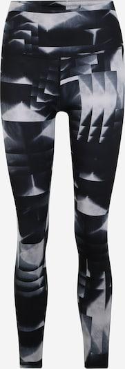 REEBOK Športové nohavice - čierna / biela, Produkt