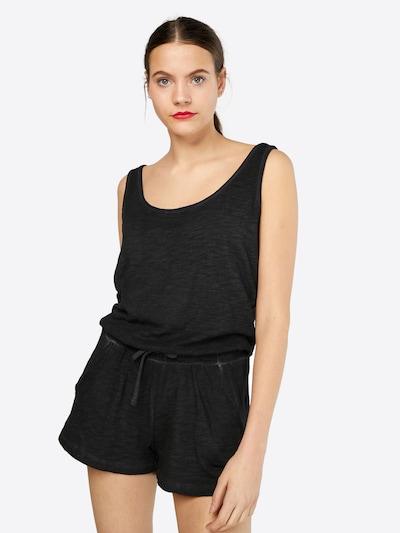 Urban Classics Jumpsuit in schwarz, Modelansicht