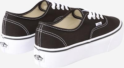 VANS Sneaker 'Authentic Platform 2.0' in schwarz: Rückansicht