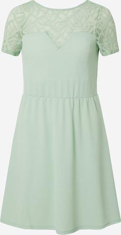 zaļš ONLY Kleita 'ONLMONNA S/S  LACE DRESS JRS'