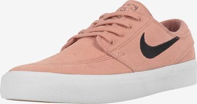 Nike SB Sneaker 'Zoom Janoski' in altrosa / schwarz, Produktansicht