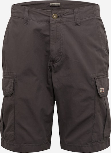NAPAPIJRI Shorts in dunkelgrau, Produktansicht