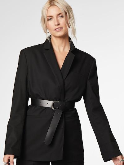 LeGer by Lena Gercke Blazer 'Zoey' en noir, Vue avec modèle