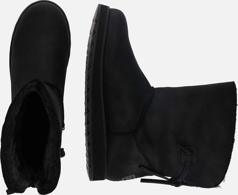 Noir Bottes 0' Skechers 'keepsakes En 2 n0N8vmOw