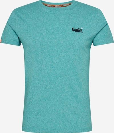 Superdry Shirt in de kleur Turquoise, Productweergave